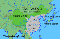 China Three Kingdoms