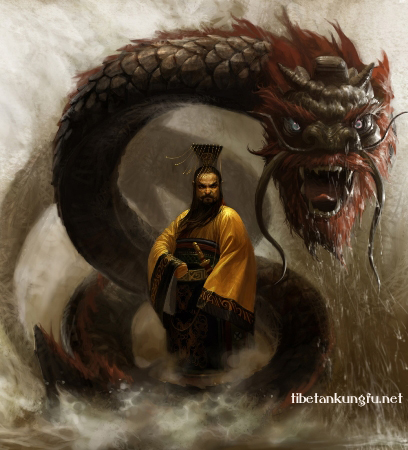 qin shi huang_first emporer