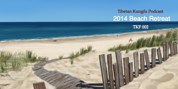 Tai Chi Beach Retreat