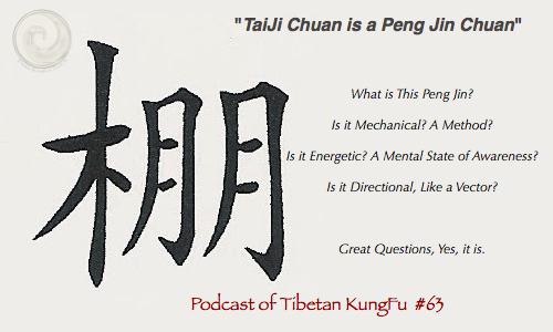 peng jing,tai chi chuan