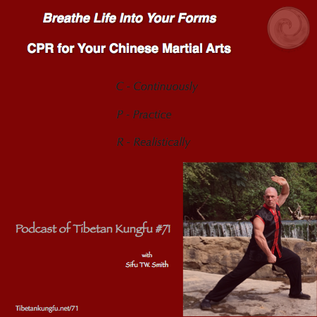 Martial Arts Form CPR : Breathe Life Into Your Kungfu : TKF